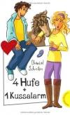 Chantal Schreiber: 4 Hufe + 1 Kussalarm